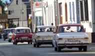 Der Ford Taunus 12 M P4 wird 50 Jahre –  dazu gab es ein internationales P4Treffen.